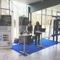 Unser Messestand in Sindelfingen
